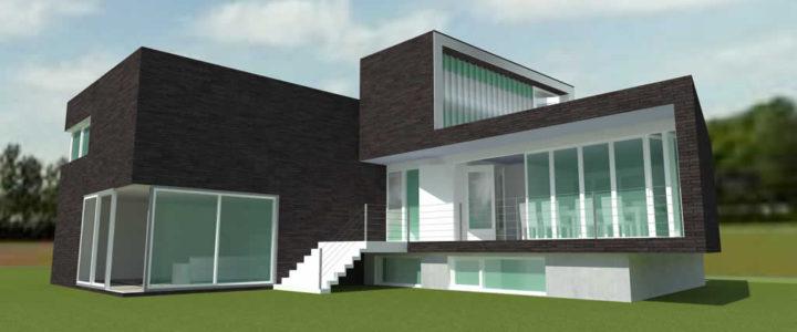 Nieuwbouw: Villa te Bergen op Zoom